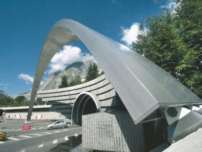 Eccelectro Éclairage LED Tunnel du Mont Blanc