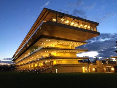 Eccelectro Éclairage LED Hippodrome de Longchamp