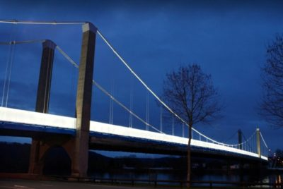 Eccelectro eclairage LED pont guynemer
