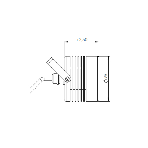 Eccelectro - Schema Projecteur AEC 6