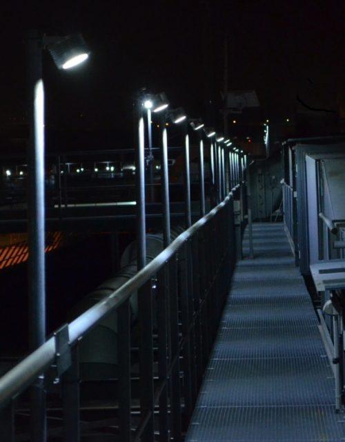 Port Marseille Spot LED
