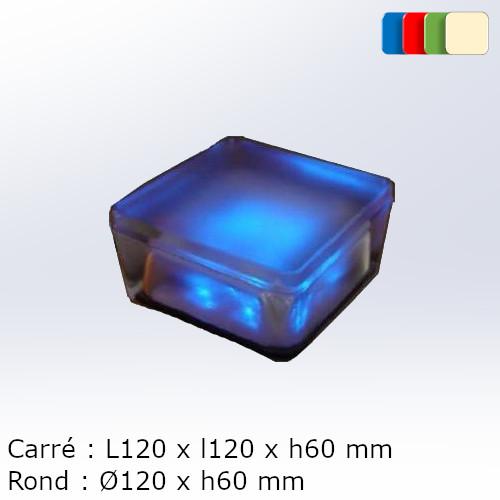 Pavé Lumineux Encastrable LED
