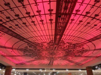 Eccelectro Éclairage LED Galeries Lafayette