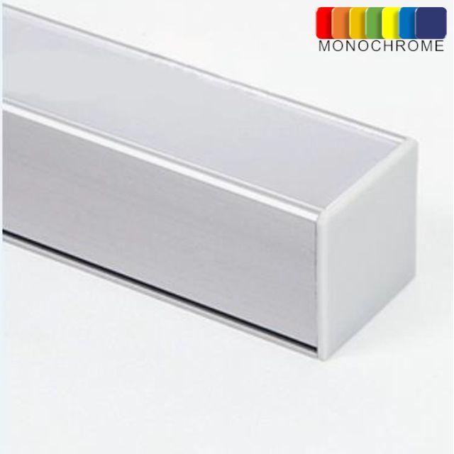 LED strips Profile disseminating Configurable Color Monochrome