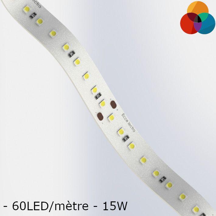 Bandeau LED RVB Circuit Souple ruban