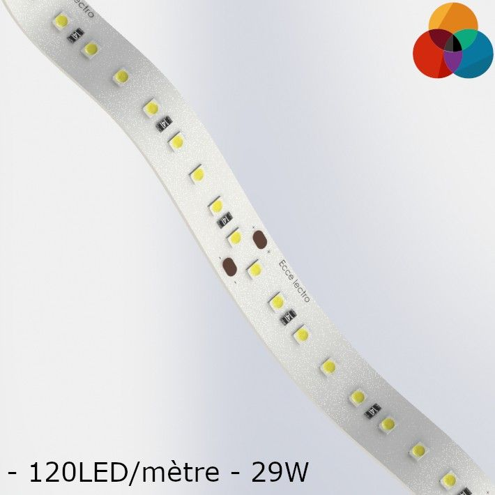 LED Power Circuit flexible tape RGB