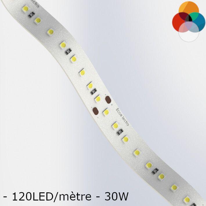 Bandeau LED RGBW Circuit souple LED