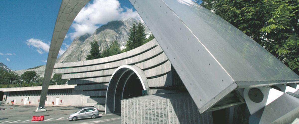 ECCELECTRO - Eclairage tunnel du Mont Blanc