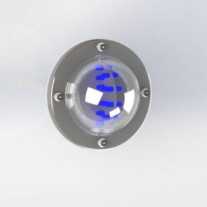 Plot de jalonnement balise LED Tunnel