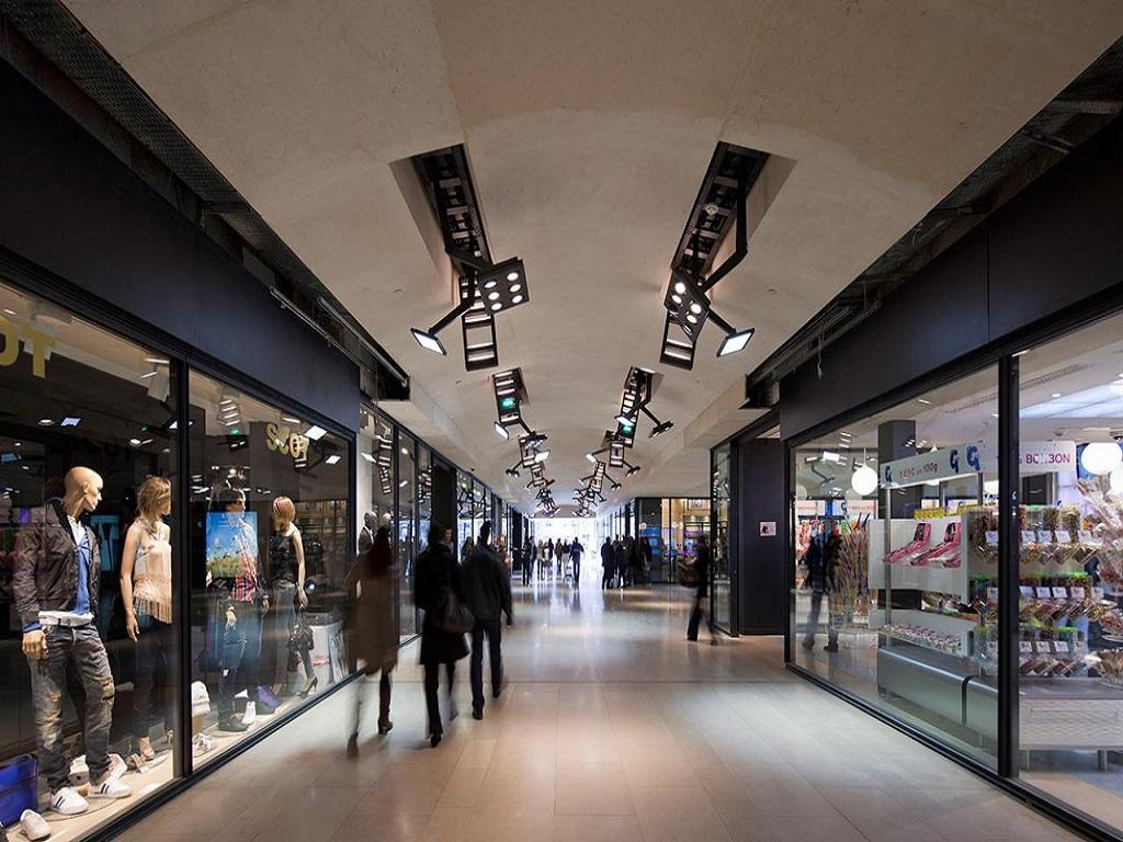 Eccelectro Éclairage LED Galeries champs Élysées