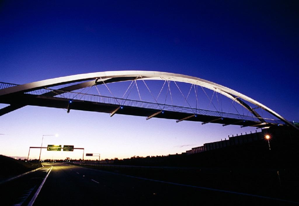 Eccelectro Éclairage LED Passerelle Melbourne