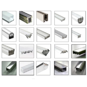 Aluminum profiles LED Ribbon