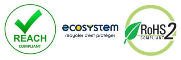 Luminaire LED eco-conception durabilité environnement écologie
