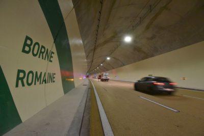 Éclairage LED Tunnel
