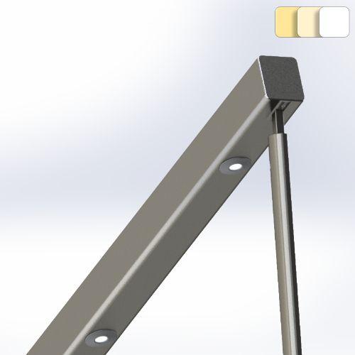 Garde-corps LED