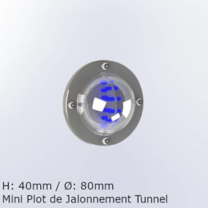 Tunnel security light