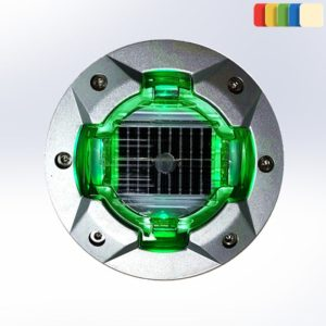 Flashing Solar LED Beacon
