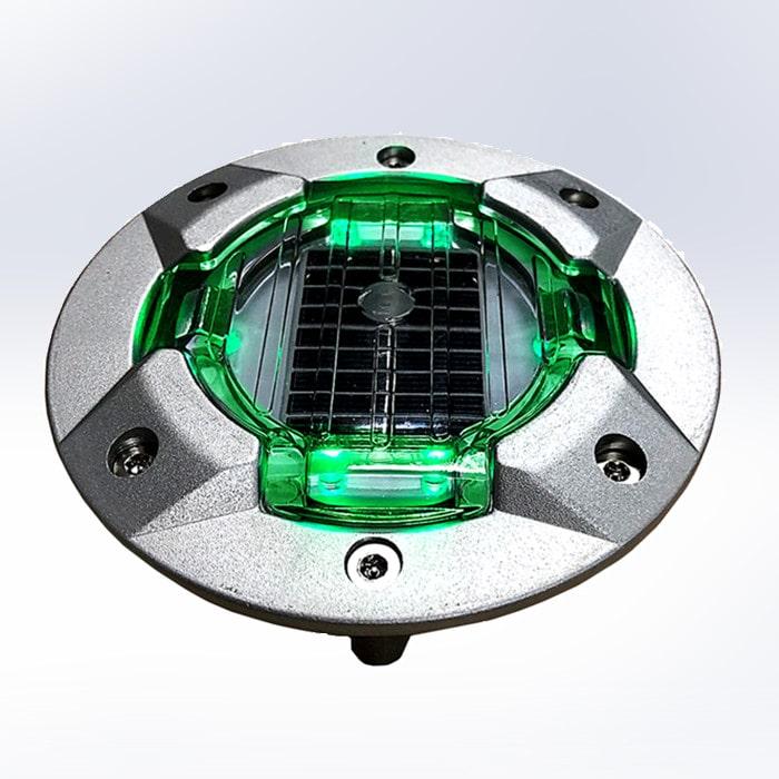 Plot LED Solaire